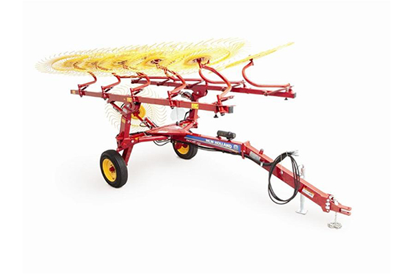 New Holland | ProCart and ProCart Plus Deluxe Carted Wheel Rakes | Model: 1022 10-Wheel for sale at Bingham Equipment Company, Arizona