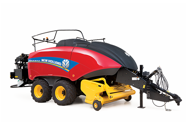 New Holland BigBaler 230 Plus CropCutter™ Packer Cutter for sale at Bingham Equipment Company, Arizona