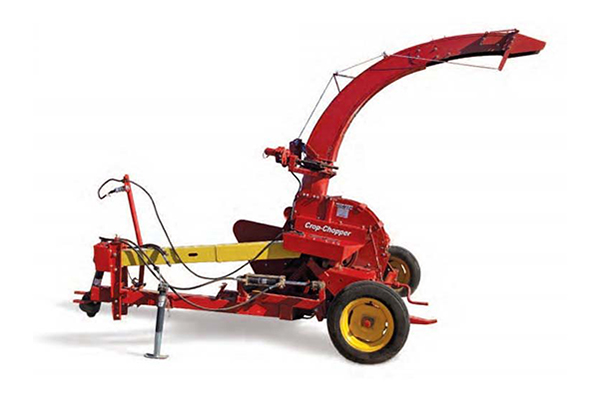 New Holland  | Forage Equipment | Crop Chopper® Flail Harvester for sale at Bingham Equipment Company, Arizona