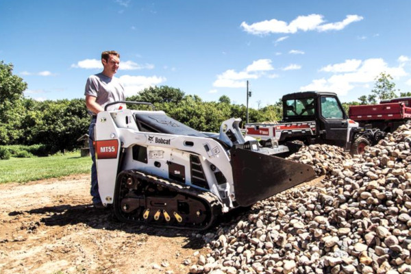 Bobcat | Mini Track Loaders | Model MT55 for sale at Bingham Equipment Company, Arizona