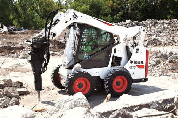Bobcat | Loaders | Skid-Steer Loaders for sale at Bingham Equipment Company, Arizona