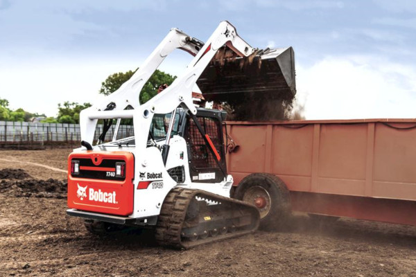 Bobcat | Compact Track Loaders | Model: T740 for sale at Bingham Equipment Company, Arizona