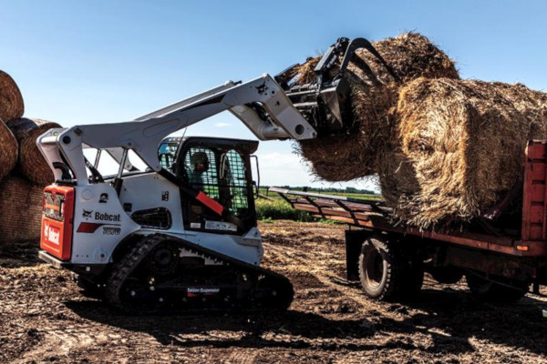 Bobcat | Loaders | Compact Track Loaders for sale at Bingham Equipment Company, Arizona
