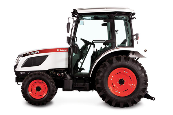 Bobcat CT5550 Compact Tractor for sale at Bingham Equipment Company, Arizona