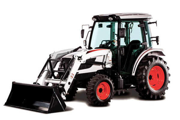 Bobcat CT5558 Compact Tractor for sale at Bingham Equipment Company, Arizona