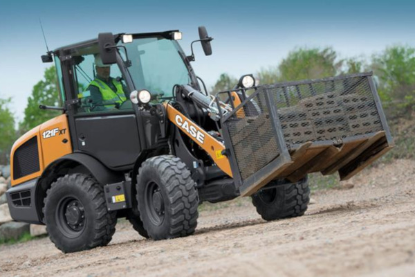 Case | Compact Wheel Loaders | Model: 121F for sale at Bingham Equipment Company, Arizona