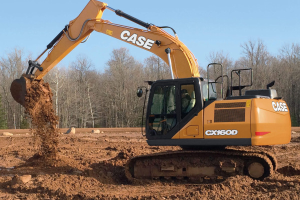 Case CX160D for sale at Bingham Equipment Company, Arizona