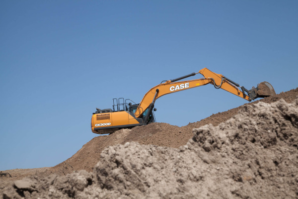 Case CX300D for sale at Bingham Equipment Company, Arizona