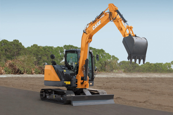 Case | Midi Excavators | Model CX80C for sale at Bingham Equipment Company, Arizona