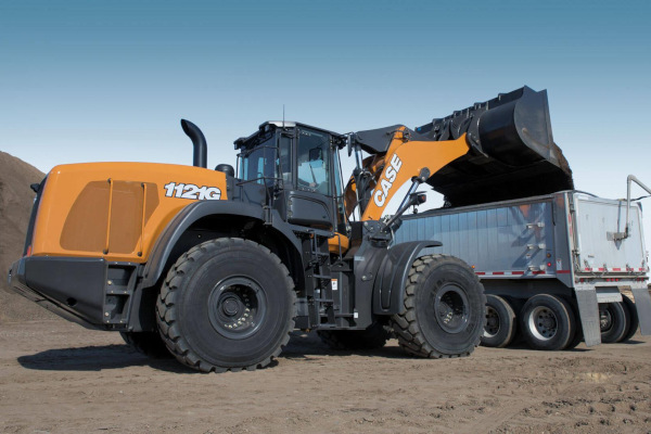 Case | Wheel Loaders | Full Size Wheel Loader for sale at Bingham Equipment Company, Arizona