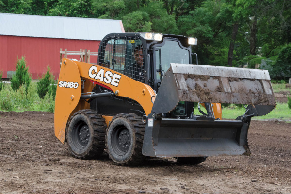 Case SR160 for sale at Bingham Equipment Company, Arizona