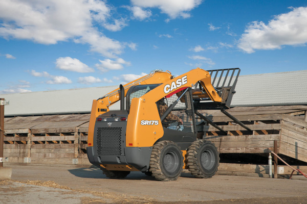 Case SR175 for sale at Bingham Equipment Company, Arizona