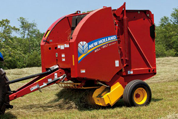 New Holland | Roll-Belt Round Balers | Model: Roll-Belt 450 Utility for sale at Bingham Equipment Company, Arizona