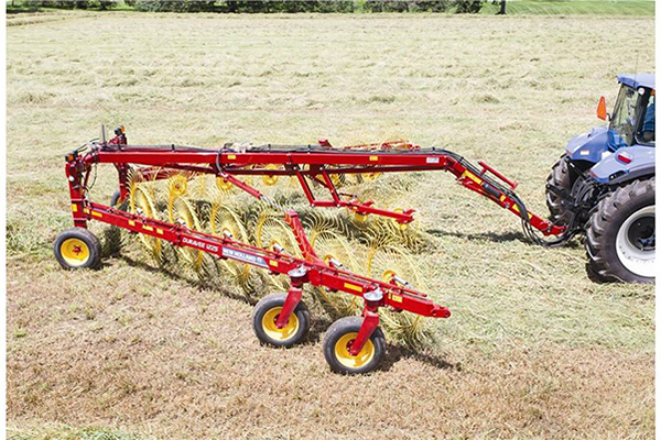 New Holland  | DuraVee Trailing Wheel Rakes | Model DuraVee 1833 for sale at Bingham Equipment Company, Arizona