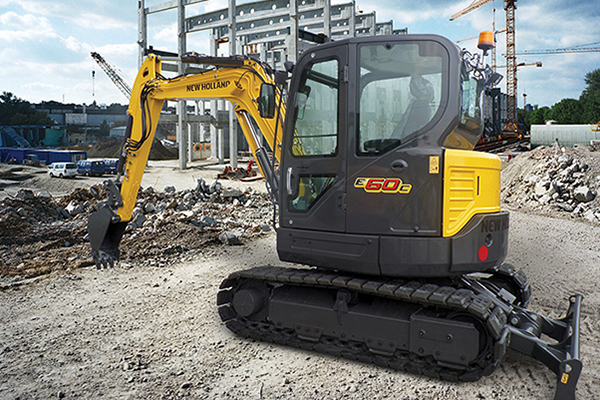 New Holland  | Compact Excavators - C-Series | Model E60C for sale at Bingham Equipment Company, Arizona