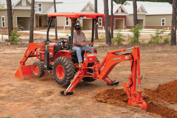 Kubota  | TLB Series | Model: B26 for sale at Bingham Equipment Company, Arizona