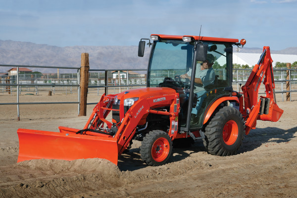 Kubota  B2650/B3350 for sale at Bingham Equipment Company, Arizona