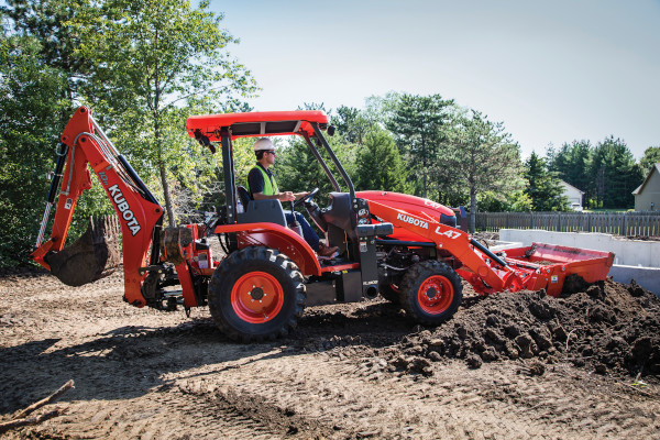 Kubota | TLB Series | Model: L47 for sale at Bingham Equipment Company, Arizona