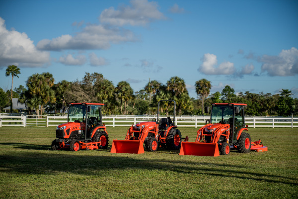Kubota | Compact Tractors | LX Series for sale at Bingham Equipment Company, Arizona