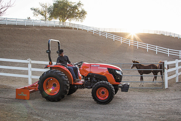Kubota | MX Series | Model: MX5200 for sale at Bingham Equipment Company, Arizona