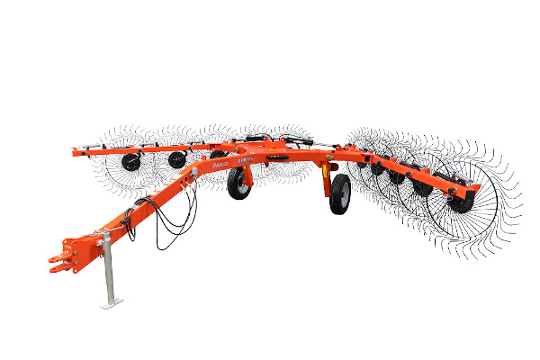 Kubota | RA Series Rotary Rakes | Model RA110CR for sale at Bingham Equipment Company, Arizona