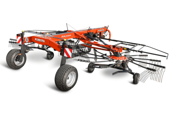 Kubota | RA Series Rotary Rakes | Model RA2072 / RA2076 / RA2584 for sale at Bingham Equipment Company, Arizona