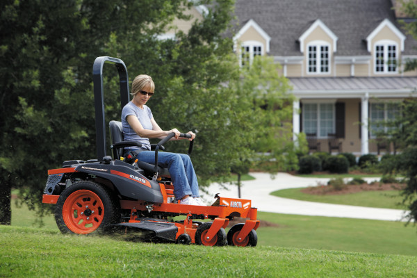 Kubota | Zero-Turn Mowers | Z100 Series - Kommander for sale at Bingham Equipment Company, Arizona