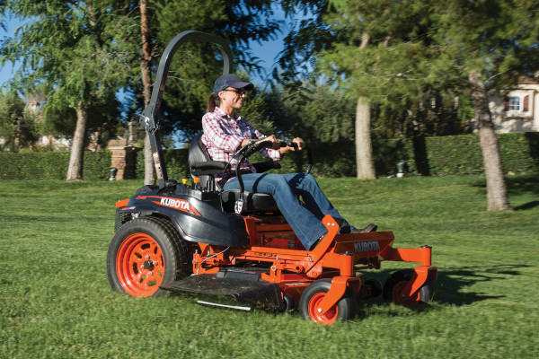 Kubota | Zero-Turn Mowers | Z400 Series for sale at Bingham Equipment Company, Arizona