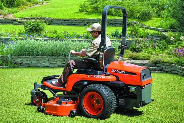 Kubota | Zero-Turn Mowers | ZD1000 Series for sale at Bingham Equipment Company, Arizona