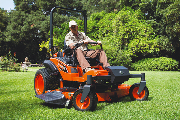 Kubota | Zero-Turn Mowers | ZD1200 Series for sale at Bingham Equipment Company, Arizona