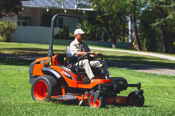 Kubota | Zero-Turn Mowers | ZD1500 Series for sale at Bingham Equipment Company, Arizona