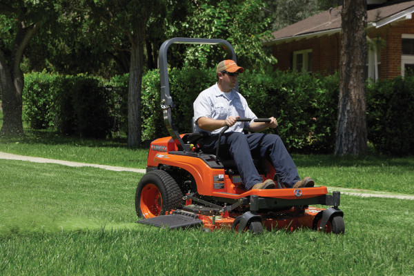 Kubota | Zero-Turn Mowers | ZG200 Series for sale at Bingham Equipment Company, Arizona
