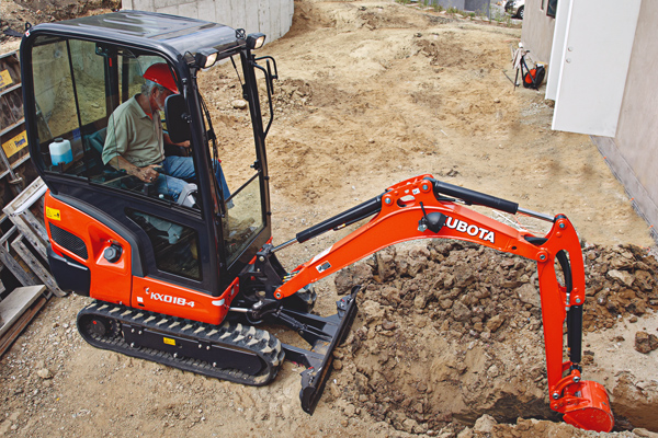 Kubota KX018-4 for sale at Bingham Equipment Company, Arizona