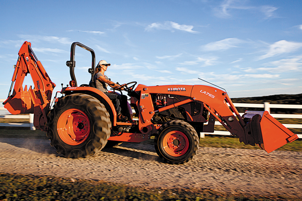 Kubota L4701 for sale at Bingham Equipment Company, Arizona