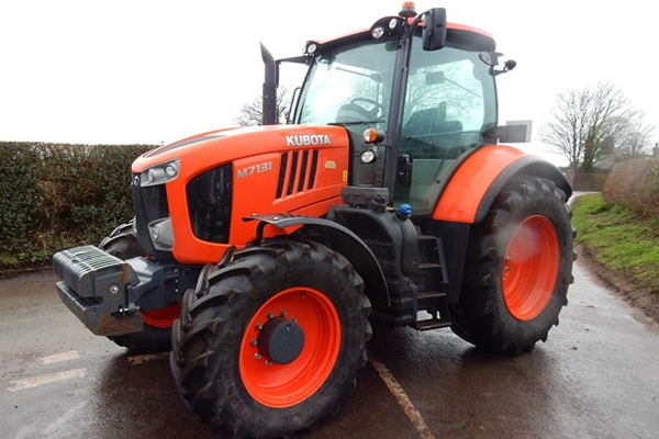 Kubota | M7 Series | Model: M7-131 for sale at Bingham Equipment Company, Arizona