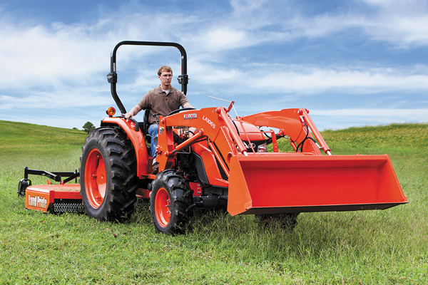Kubota | MX Series | Model: MX5800 for sale at Bingham Equipment Company, Arizona