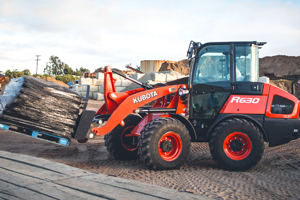 Kubota R630 for sale at Bingham Equipment Company, Arizona
