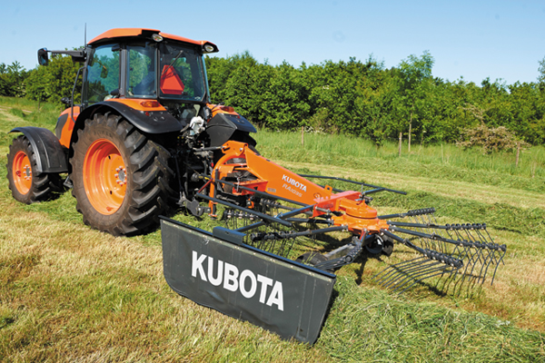 Kubota | RA Series Rotary Rakes | Model RA1035 for sale at Bingham Equipment Company, Arizona