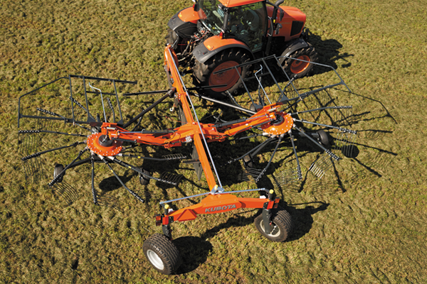 Kubota | RA Series Rotary Rakes | Model RA2584 for sale at Bingham Equipment Company, Arizona