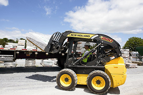 New Holland  | Skid Steer Loaders | Model L220 for sale at Bingham Equipment Company, Arizona