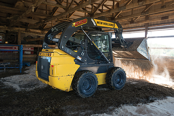 New Holland  | Skid Steer Loaders | Model L228 for sale at Bingham Equipment Company, Arizona