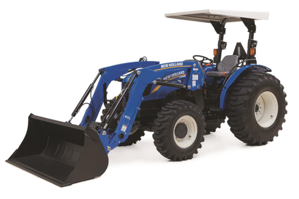 New Holland | Front Loaders & Attachments | 600TL Series for sale at Bingham Equipment Company, Arizona