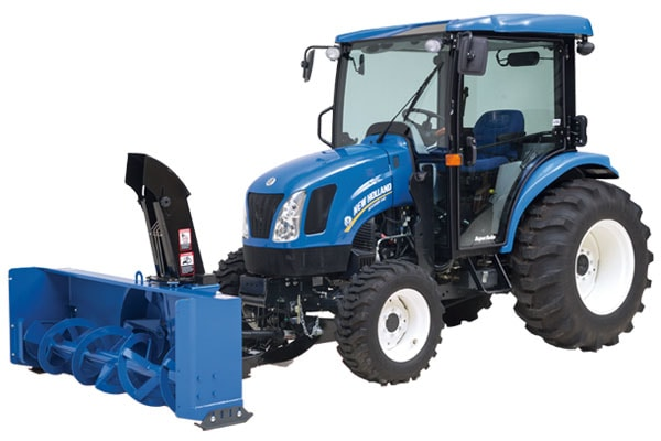New Holland Boomer™ Deluxe CVT 45D for sale at Bingham Equipment Company, Arizona