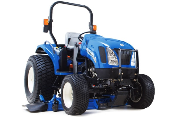 New Holland Boomer™ Deluxe CVT 46D for sale at Bingham Equipment Company, Arizona