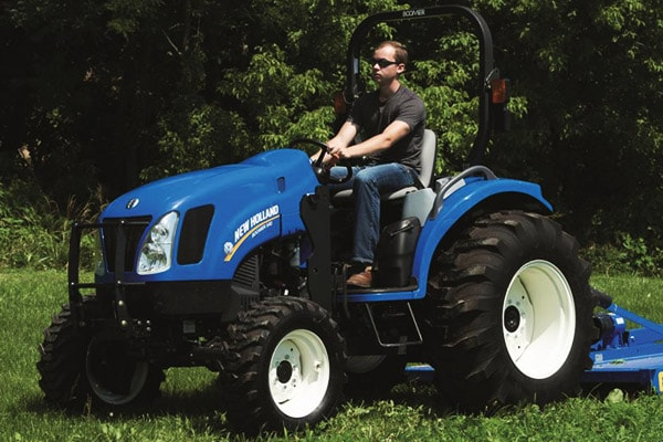 New Holland  Boomer™ Deluxe CVT 54D for sale at Bingham Equipment Company, Arizona