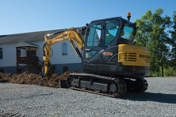 New Holland  E57C for sale at Bingham Equipment Company, Arizona