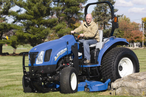 New Holland | Front Loaders & Attachments | Mid-Mount Finish Mowers for sale at Bingham Equipment Company, Arizona