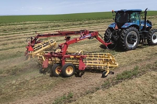 New Holland | Rolabar Rakes | Model: 230 TWIN BASKET for sale at Bingham Equipment Company, Arizona