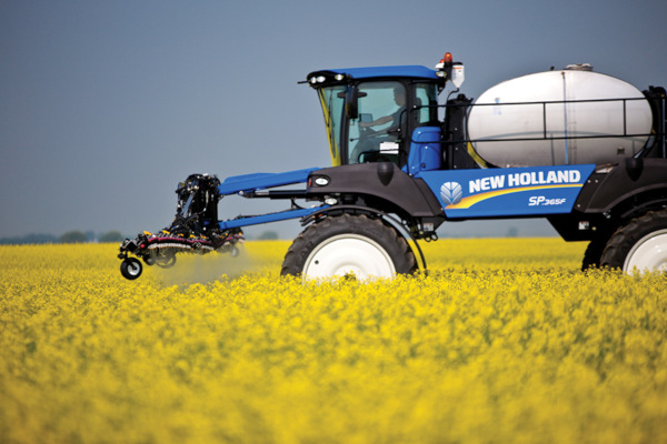 New Holland  | Guardian Front Boom Sprayers | Model SP370F for sale at Bingham Equipment Company, Arizona
