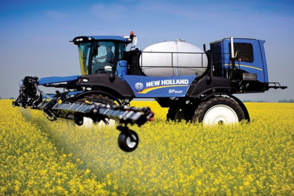 New Holland  | Guardian Front Boom Sprayers | Model SP.400F for sale at Bingham Equipment Company, Arizona